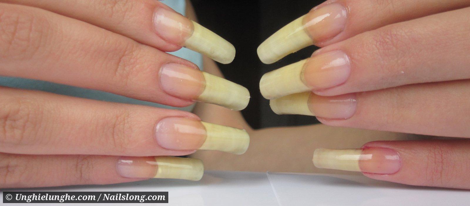 Форма ногтей лопатка фото