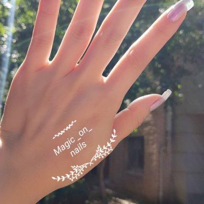 Magic-on-nails
