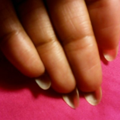 Natural Nails Rock