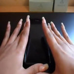 Alvina-Nail video 10