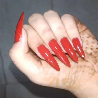 Nail addict j video 1