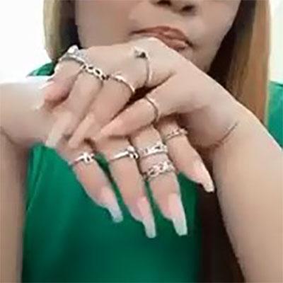 SheilaTheNailAngel video 3
